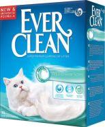 EVER CLEAN Aqua Breeze Комкующийся наполнитель с ароматом морской свежести (6 л)