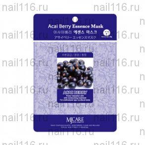 МЖ Essence Маска тканевая ягоды асаи Acai Berry Essence Mask