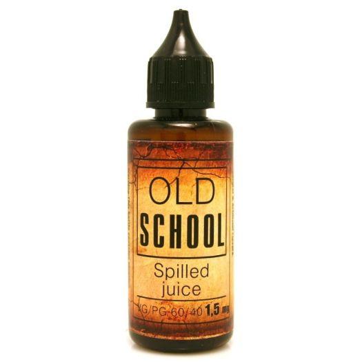 Жидкость OLD SCHOOL Spilled Juice / Олд Скул