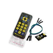 Инфракрасные пульт дистанционного управления и модуль для Arduino.