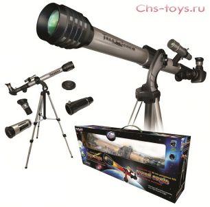 """Серия """"Познай Мир"""" Детский переносной телескоп с треногой"""