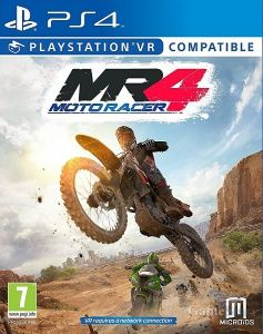 Игра MR4 Moto Racer (PS4, PS VR)