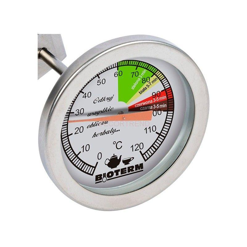 Термометр для контроля температуры жидкостей. Арт.100700