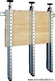 Пресс (клей-пресс) Plano для склейки деревянных щитов, 1250 мм, 3 стойки, 20013 М00002671