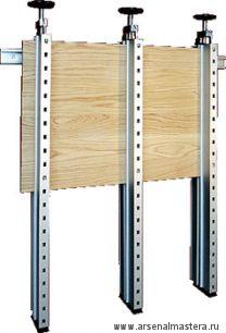 Пресс (клей-пресс) Plano для склейки деревянных щитов 1100 мм 3 стойки 20003 М00002670