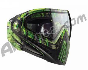 Маска Dye I4 Pro - Lime Tiger