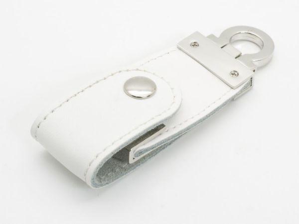 16GB USB3.0-флэш накопитель Apexto U503C гладкая белая кожа OEM