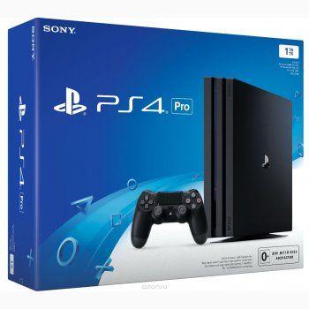 Игровая приставка Sony Playstation 4 Pro 1TB (CUH-7216B) + Игра Homefront