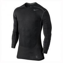 Термобельё (верх) Nike Pro Combat Hypercool Compression Top Long Sleeve чёрное