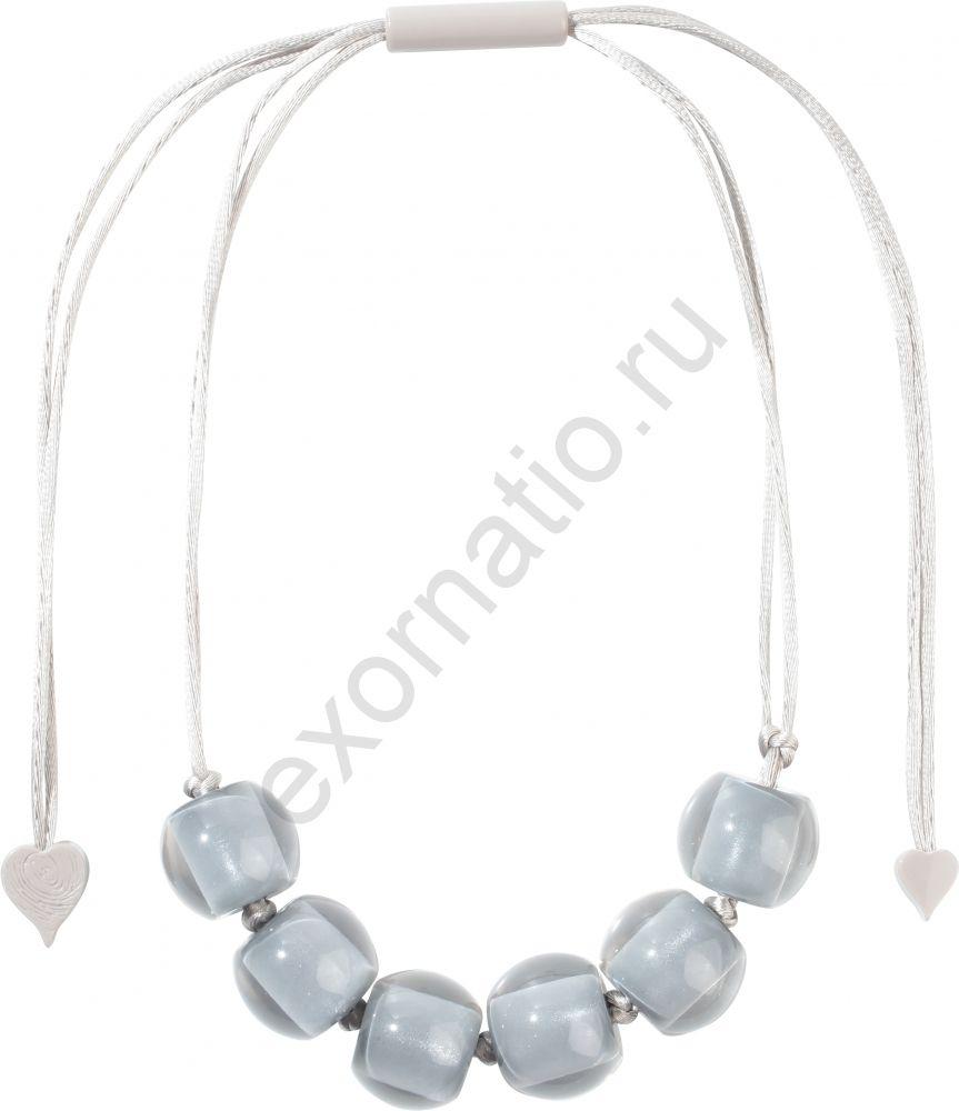 Колье Zsiska  4010120S00PQ06. Коллекция Clourful Beads 2