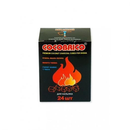 Уголь Cocobrico 24 шт.