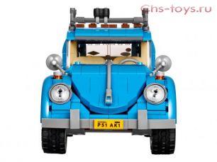 Конструктор Bela Creator Фольксваген Жук 10566 (Аналог Lego Creator 10252) 1157 дет