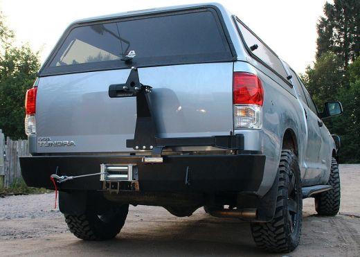 Силовой бампер задний Toyota Tundra Тамерлан