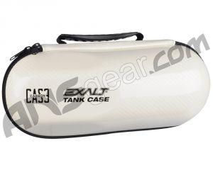 Кейс для баллона Exalt Universal Carbon - White