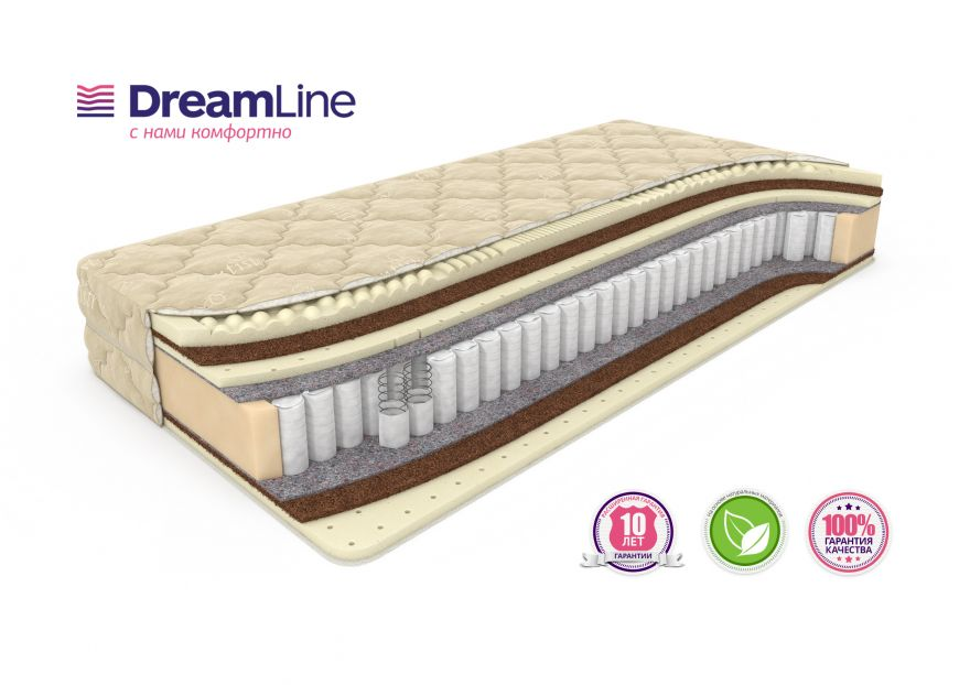 Матрас Dream Massage TFK | DreamLine
