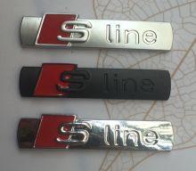 Логотип S LINE, выбор цвета, пара
