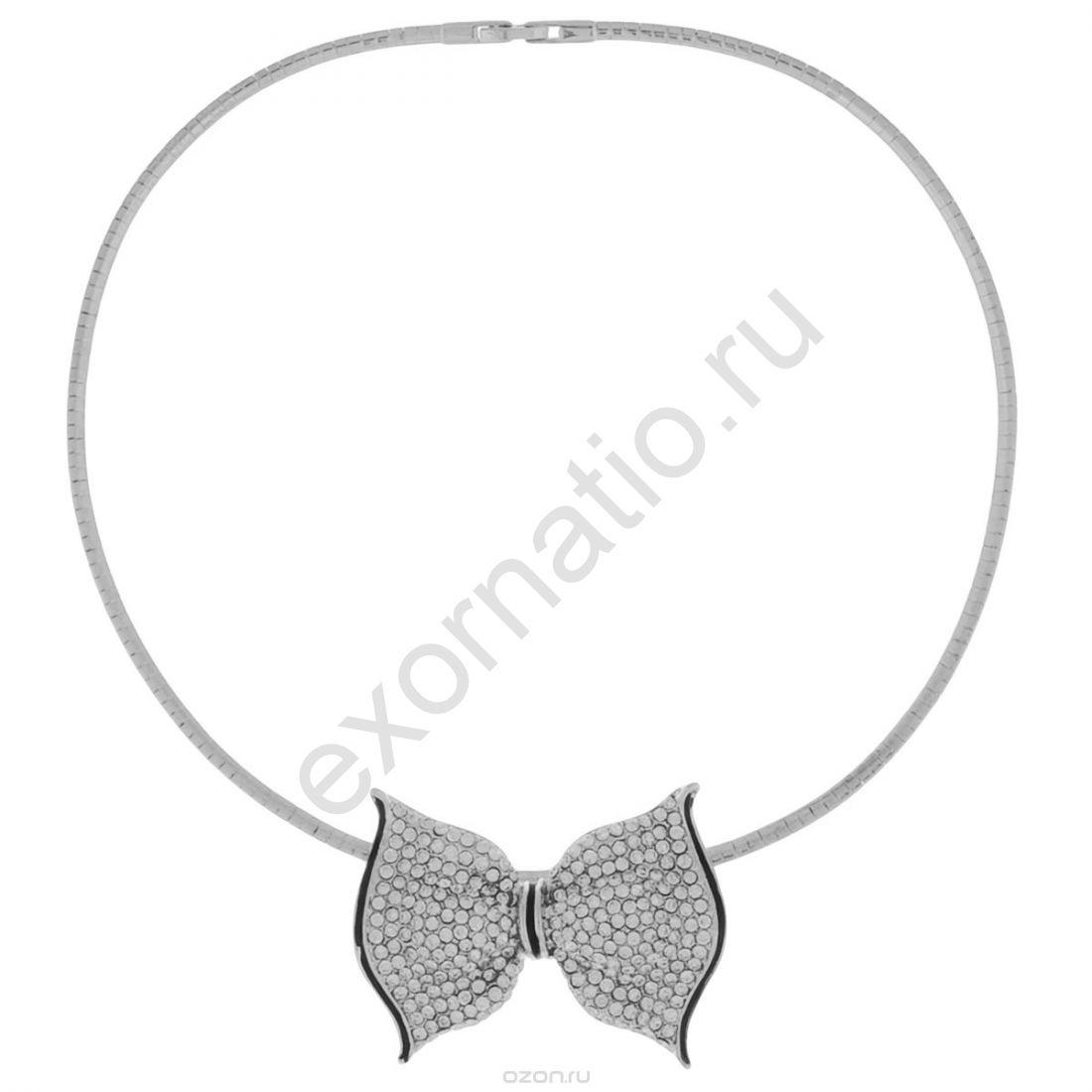 Колье Taya LX. T-B-9784-NECK-SILVER