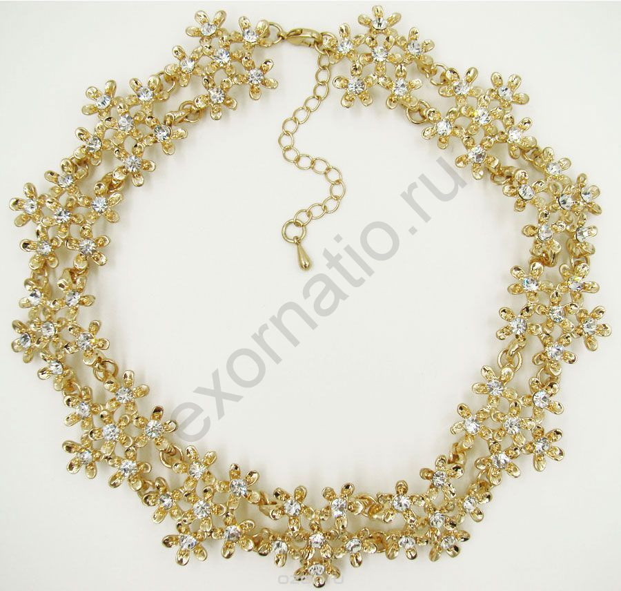 Колье Taya LX. T-B-8976-NECK-GOLD
