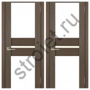 Двери плазма стекло венге экошпон