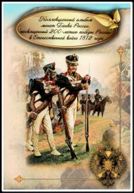 Альбом капсульного типа для монет Бородино (ВОВ 1812 года)