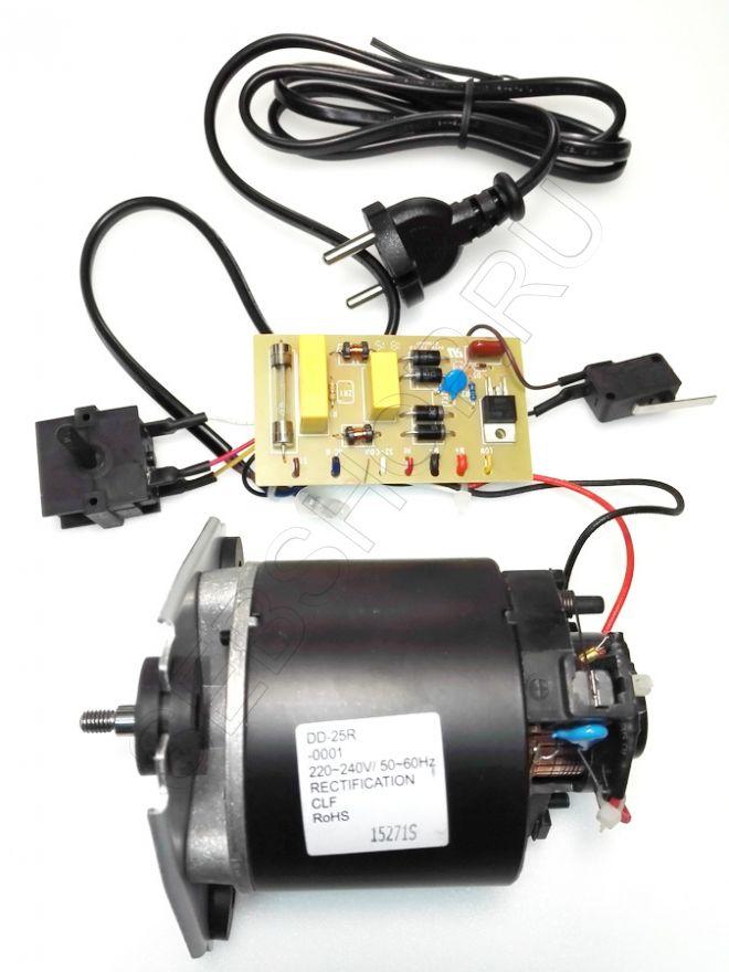 Мотор (двигатель) соковыжималки Moulinex (Мулинекс) JU655 , SS-994149