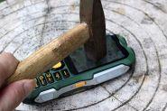 Мобильный телефон с С TV, 2 SIM и сверхсильным аккумулятором 13800 mAh