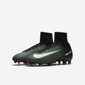 Детские бутсы NIKE MERCURIAL SUPERFLY V FG 831943-013 JR