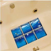 Наклейка анти скользящая водонепроницаемая 3D