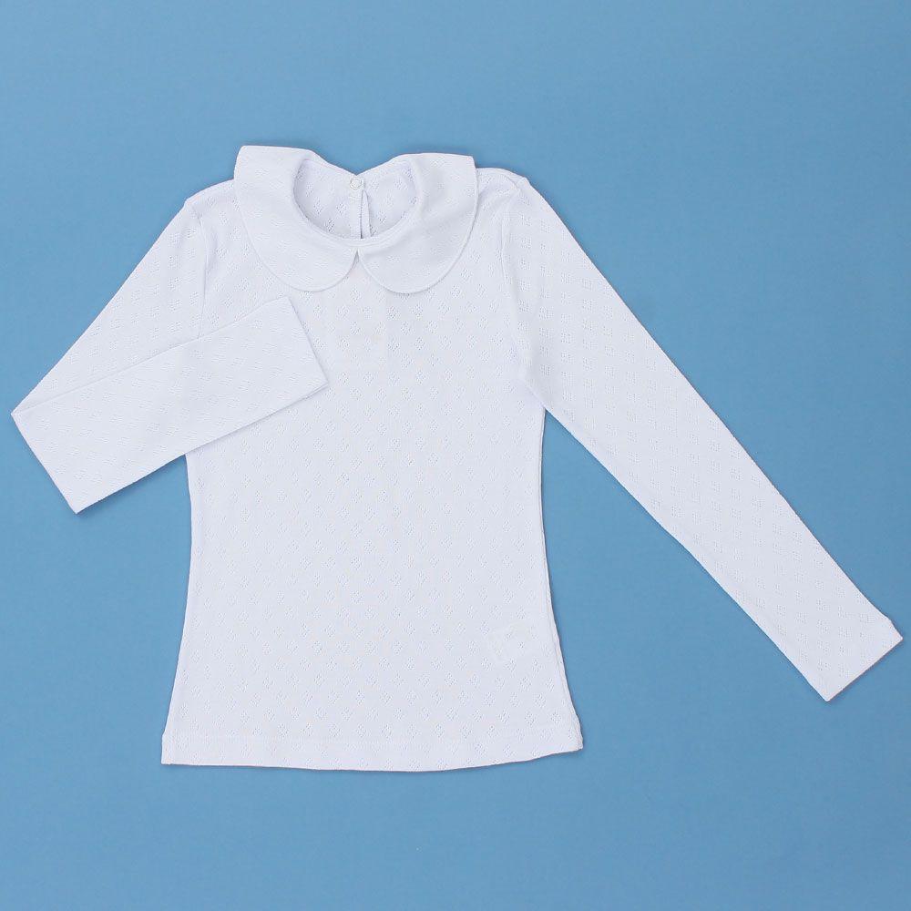 Блуза для девочки Сдержанная красота