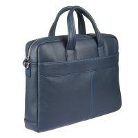 Деловая сумка Sergio Belotti 9485 indigo jeans