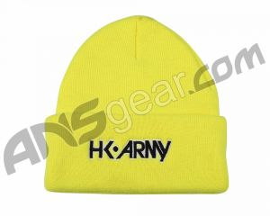 Шапка HK Army Beanie - Yellow