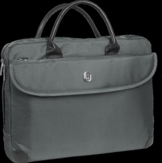 Сумка для ноутбука Defender Business lady 15''-16'' серый, карманы, косметичка