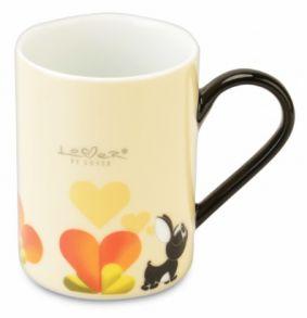 """Набор кружек для кофе Berghoff """"Lover by Lover"""" (2 пр.) 3800012 (0,30 л.)"""