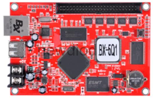 Контроллеры для сд экранов BX-5Q1