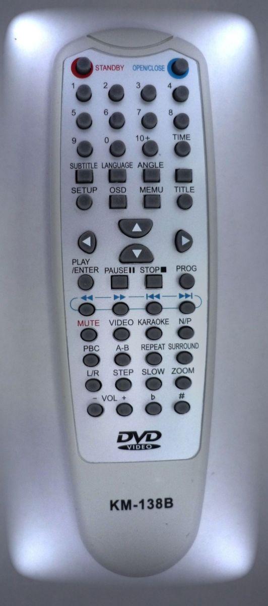 Erisson KM-138B (DVD) (DVD-1552, DVD-1852, DVD-1952, DVD-2452, DVD-2752)