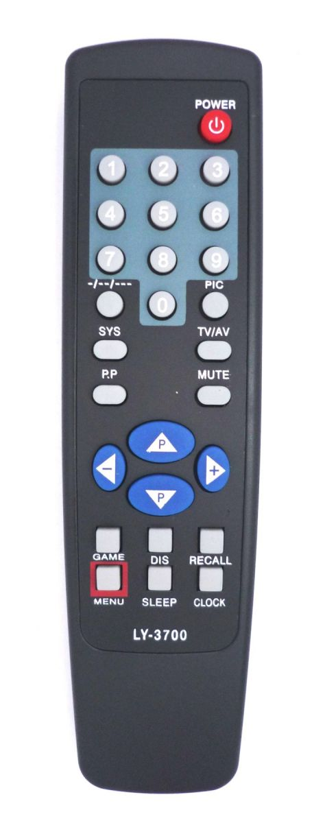 Erisson LY-3700  (TV) (TV-2107, TV-2108, TV-2109, TV-21SP50)