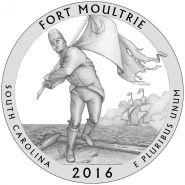 35 парк США Форт Молтри (Fort Moultrie)
