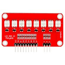 Светодиодный модуль WS2812 8 RGB  5050 для Arduino