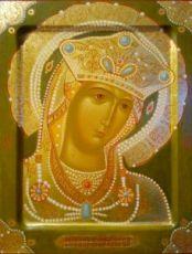 Андрониковская икона Божией Матери (рукописная)