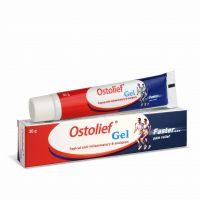 Противовосполительный гель для мышц и суставов Остолиф Чарак Фарма/ Charak Pharma Ostolief Gel