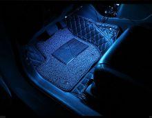 Подсветка салона и зоны ног автомобиля от прикуривателя