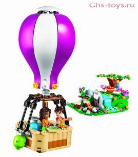 Конструктор Lari Подружки Воздушный шар 10546 (41097) 260 дет