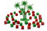 """Набор деревянных фишек для игры """"Эволюция. Растения"""""""