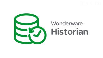 WW Historian Server 2014R2 Standard, 100 Tag, Redundant  (17-1471)