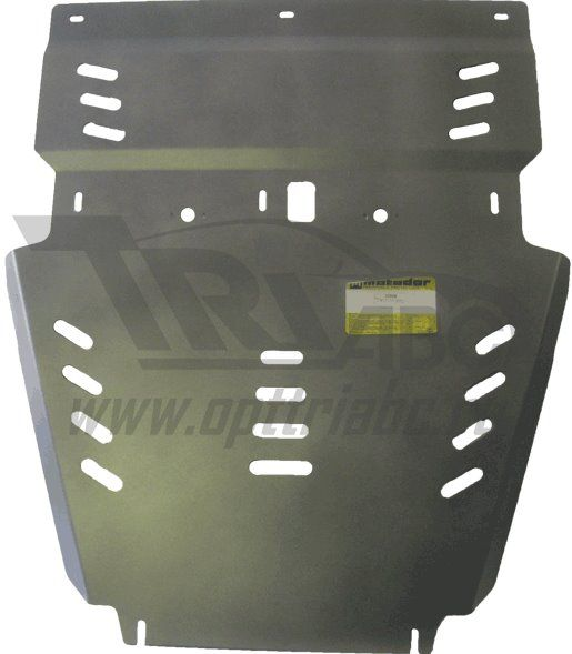 Защита двигателя, пер.дифференц., кпп, радиатора, РК Toyota Tundra V-5,7 (09-)