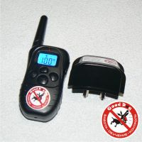 Электроошейник для дрессировки собак Axsel Fox PT-100(PET998DR) (аккумулятор, ЖК дисплей с подсветкой)