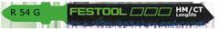 Пилка для лобзика R 54 G Festool