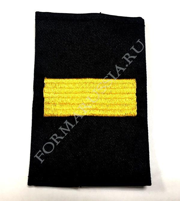Фальш-погон старший сержант
