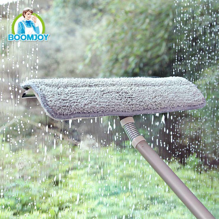 Boomjoy Вращающаяся гибкая швабра для мытья окон