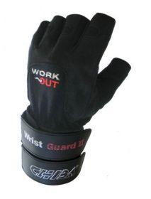 Перчатки Chiba Workout Wristguard II (Черные)